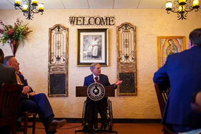 Response to Governor Abbott's 3/2 Press Conference